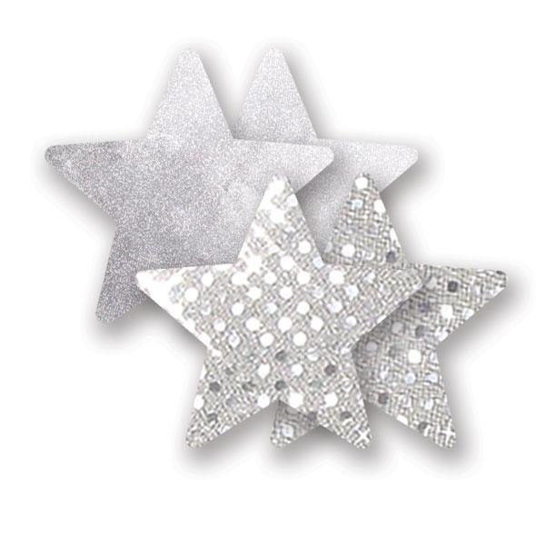 Zilveren sterren